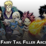 Fairy Tail Filler Arcs