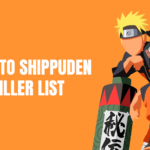Naruto Shippuden Filler List + Cannon List