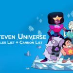 Steven Universe Filler List + Cannon List