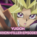 Yugioh Filler List + Cannon List